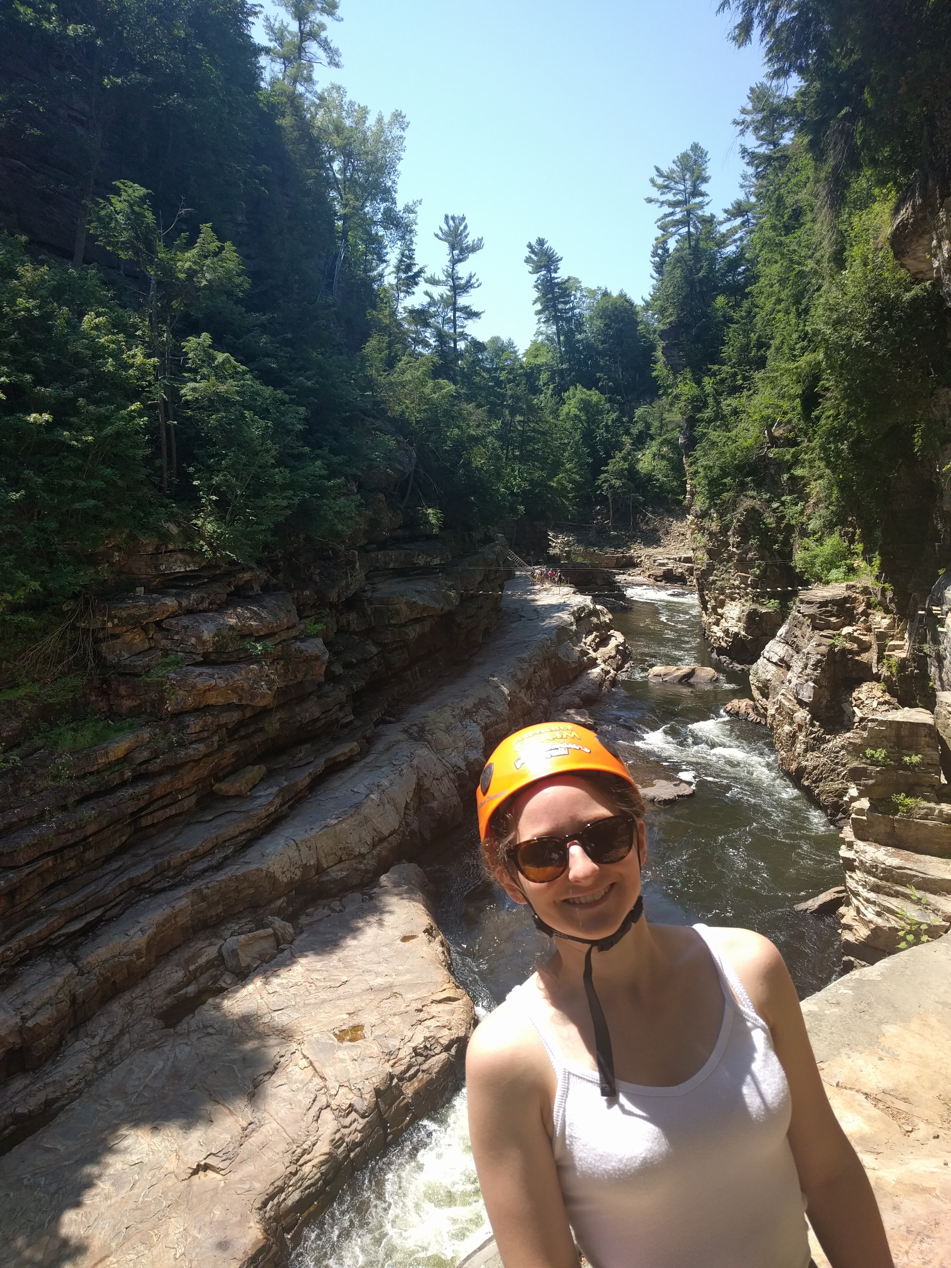 Visiter Ausable Chasm