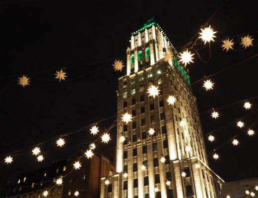 La magie de Noël à Québec