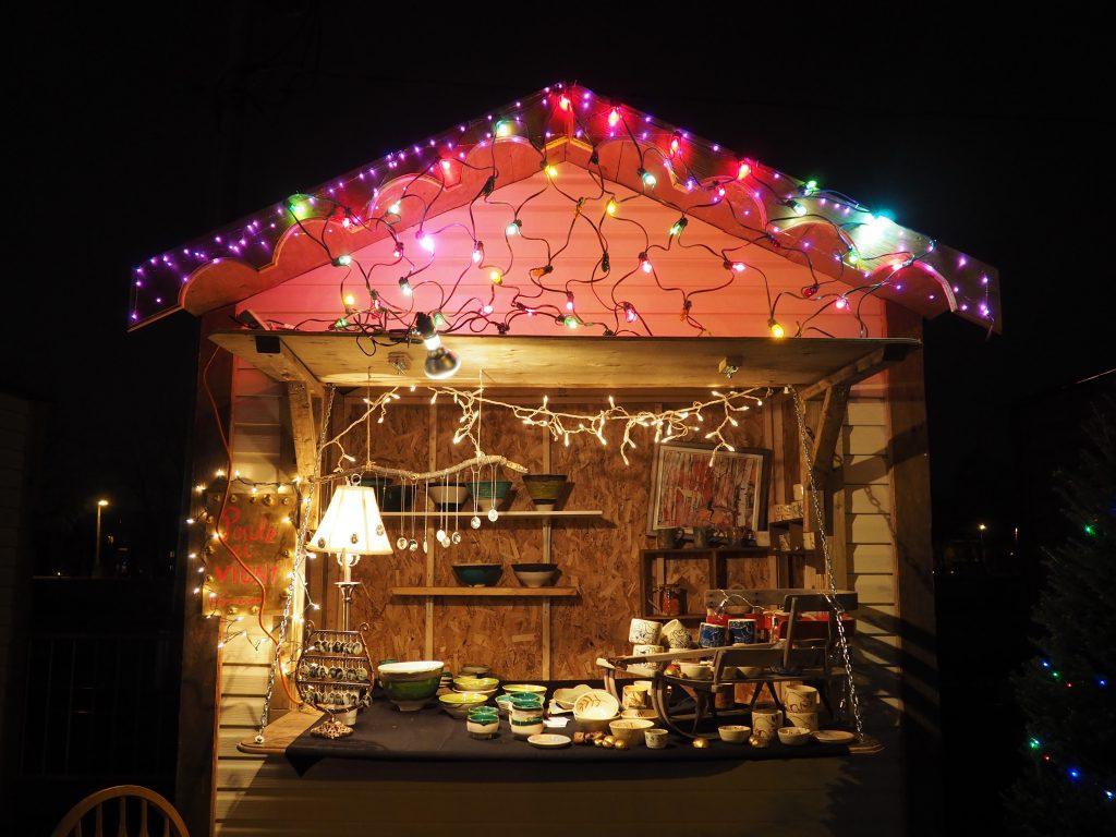 Village de Noël - Ambiance de noël à Montréal