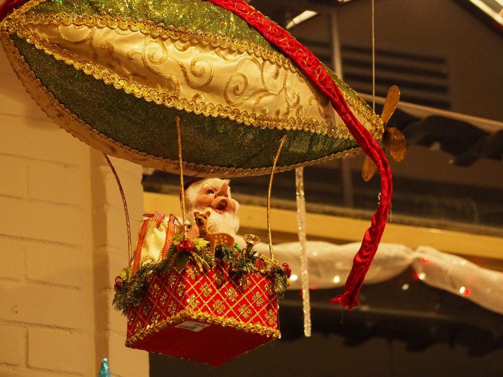 Boutique Noël éternel - Ambiance de Noël à Montréal