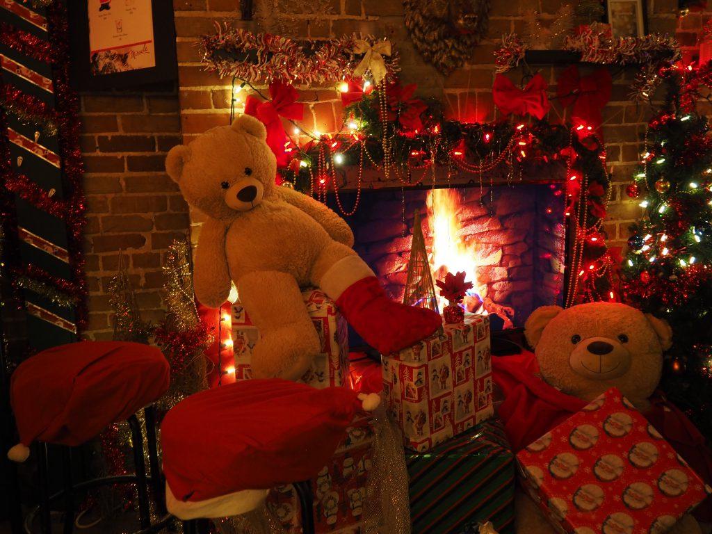 Miracle Bar de Noël- Ambiance de Noël à Montréal