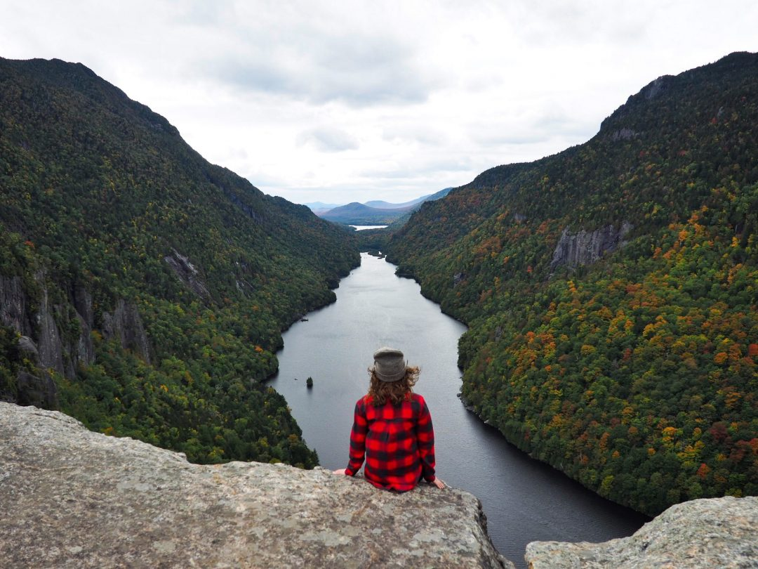 Indian Head est définitivement mon coup de coeur de ce top 3 randonnées faciles au Québec et aux USA