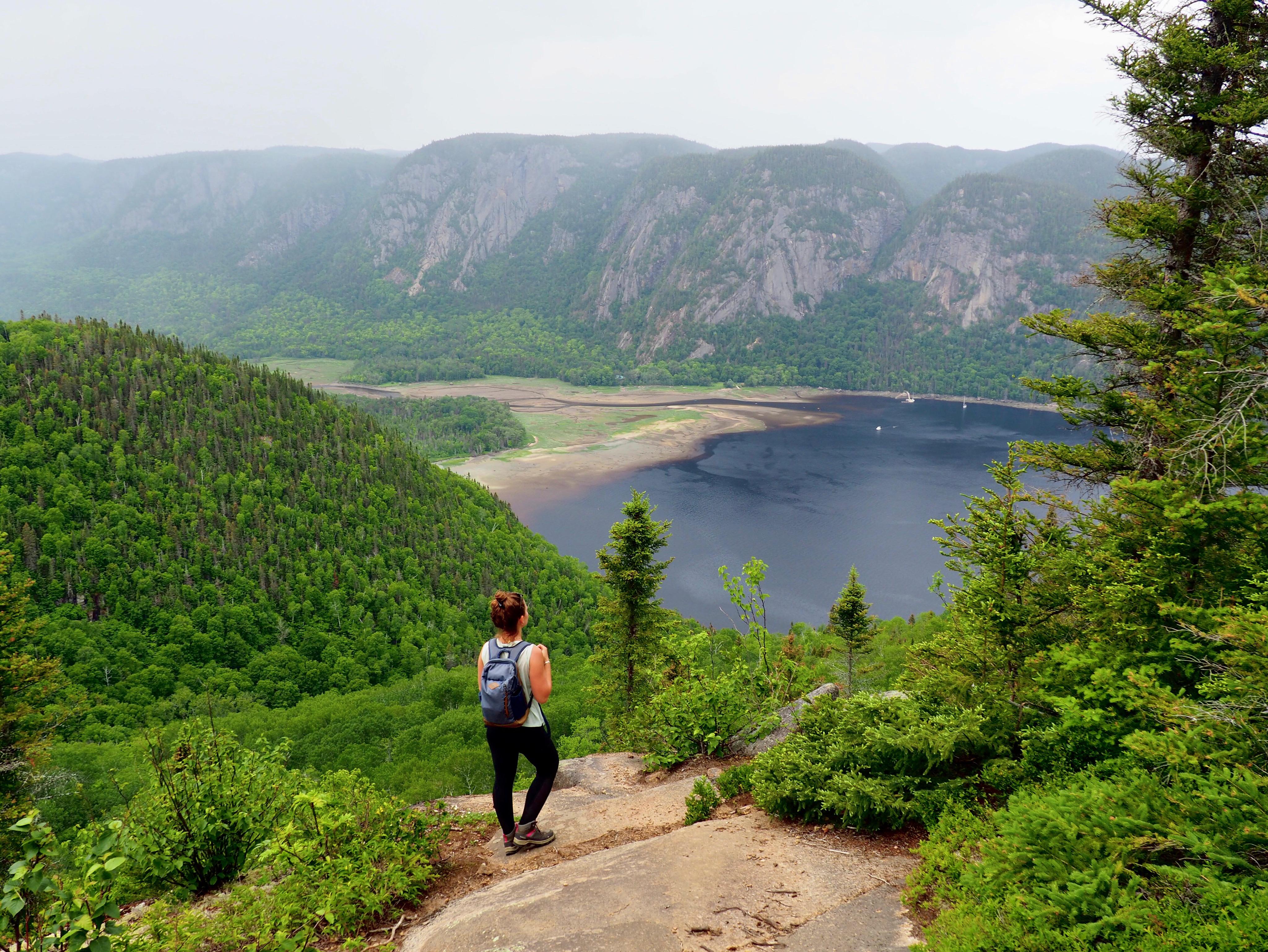 Pic du Géant - Parc National Fjord Saguenay