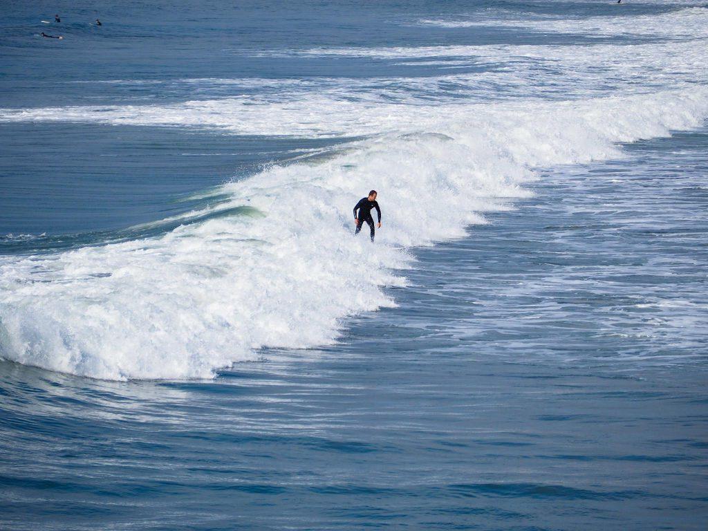 Ocean Board Walk - San Diego
