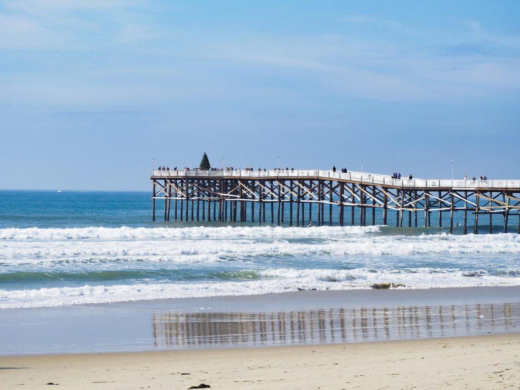 Ocean Front San Diego