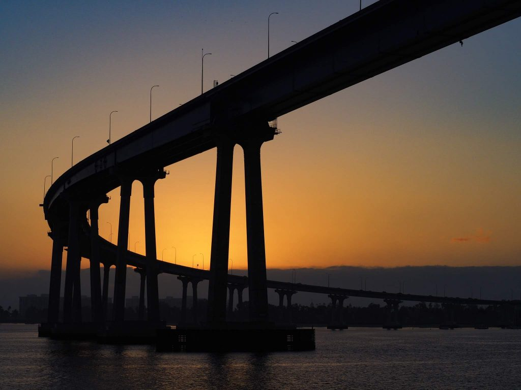 Coronado Bridge - San Diego