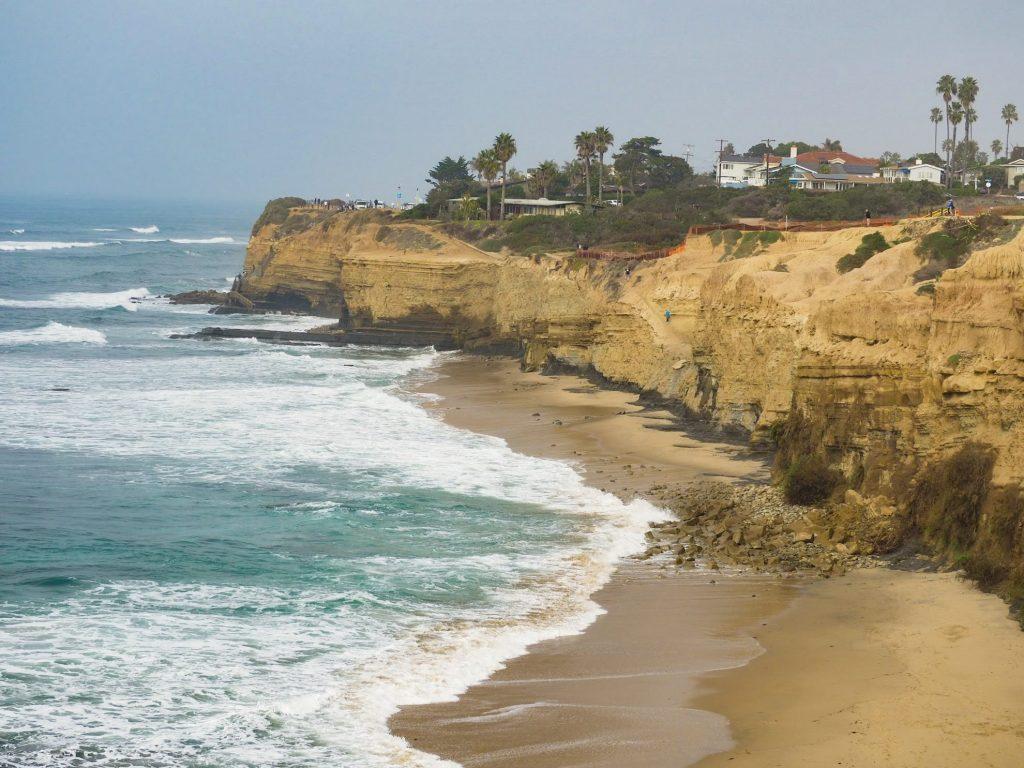 Sunset Cliff - San Diego