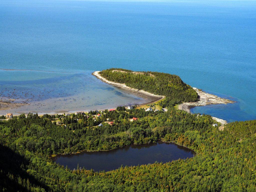 Pic Champlain - Parc national du Bic