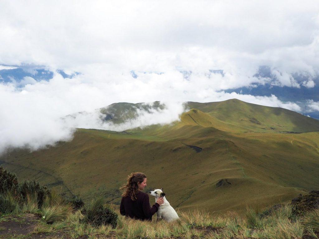 Volcan Pasochoa - Equateur