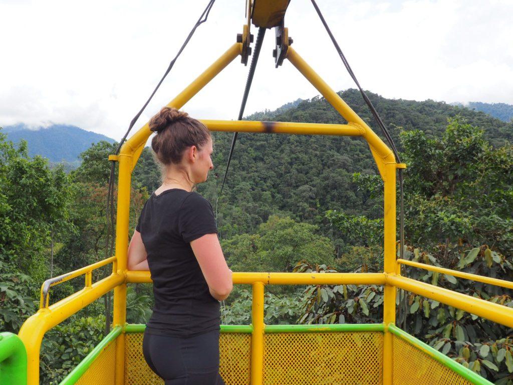 Tarabita - Mindo - Equateur